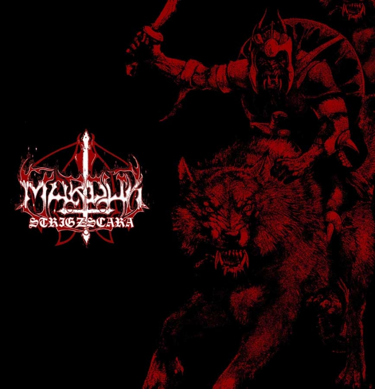 Marduk - Strigzscara - Digi CD