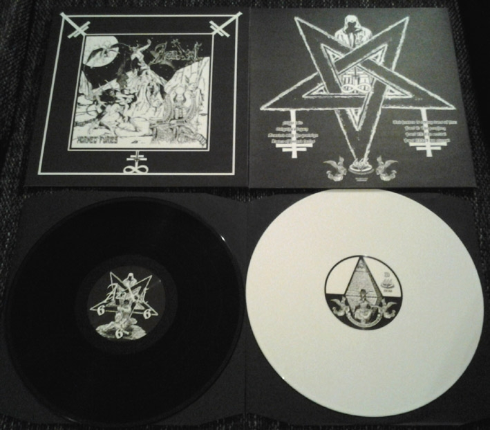 Azaxul - Horned Furies - LP