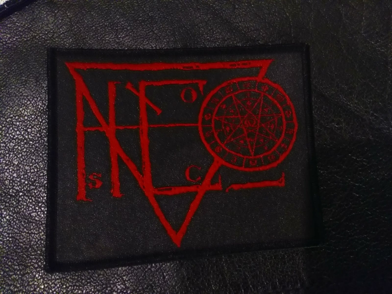 Ascension - Logopatch red