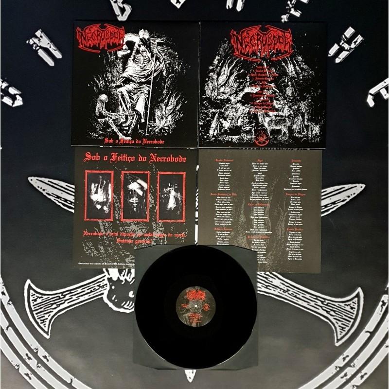 Necrobode - Sob o Feitiço do Necrobode - LP