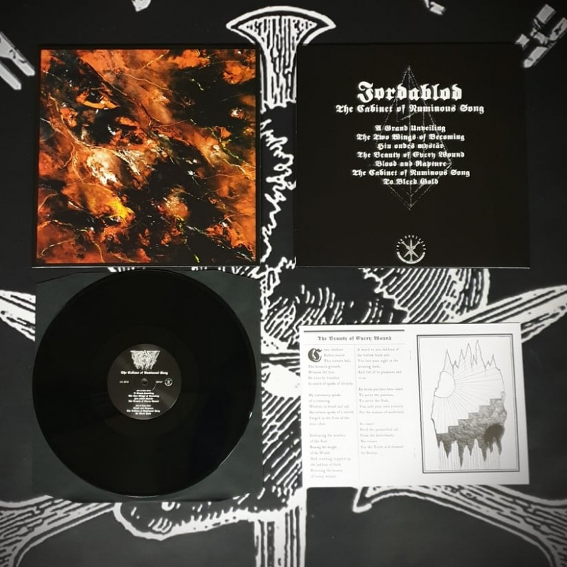 Jordablod - The Cabinet of Numinous Song - LP