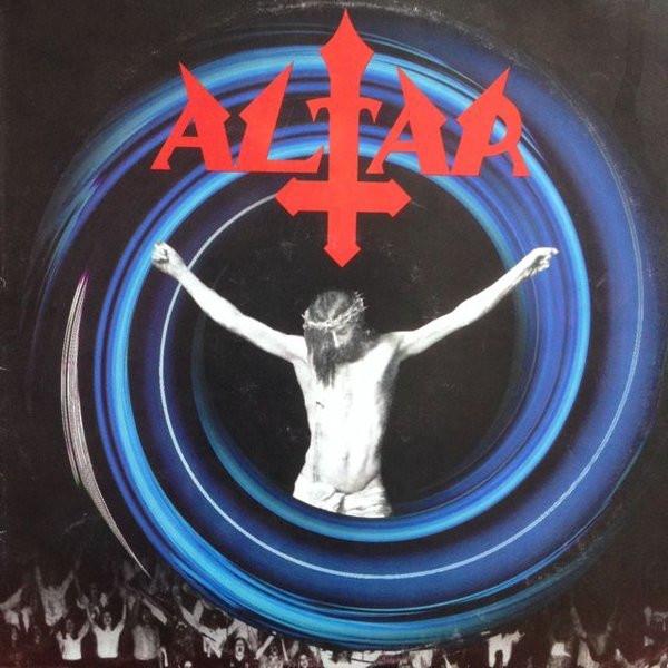Altar - Youth against christ - Gatefold LP