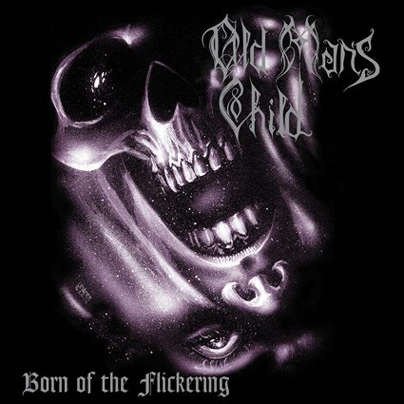 Old Mans Child - Born of the Flickering - Gatefold DLP (Purple/Silver)
