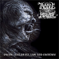Riddle Of Meander - Orcus - End Of All Life And Creation - CD