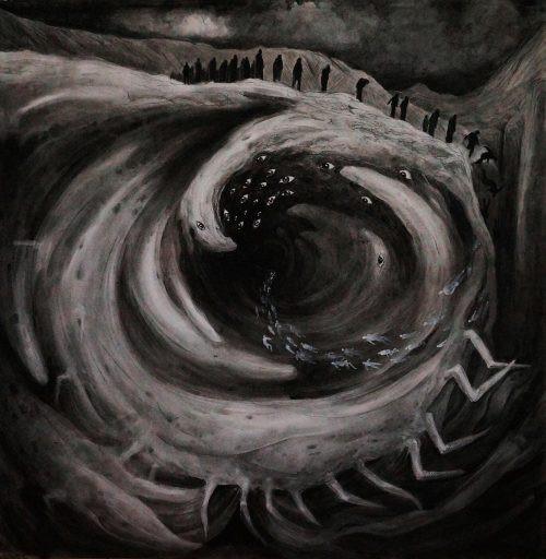 Burial Hordes - Θάνατος Αιώνιος (The Termination Thesis) - LP