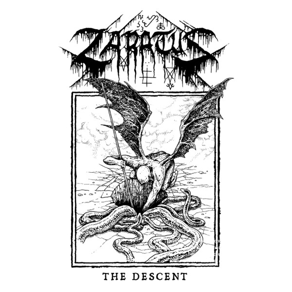 Zaratus - The Descent - LP