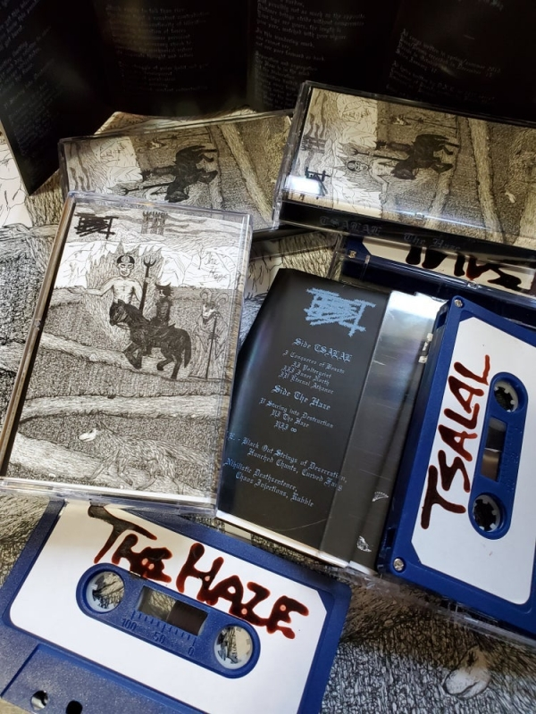 Tsalal - The Haze (Demo 2) - Tape