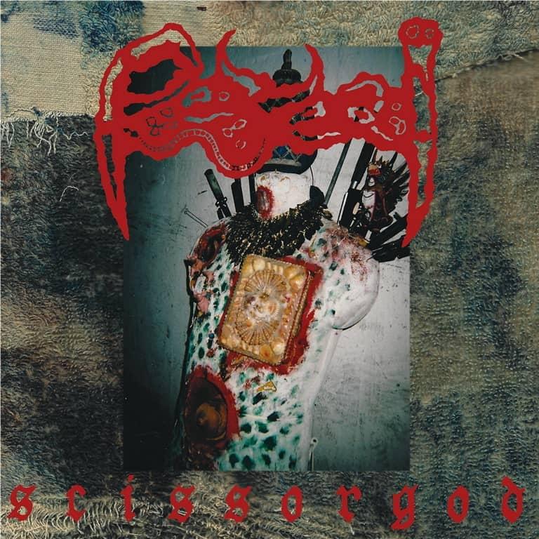 Reveal! - Scissorgod - LP