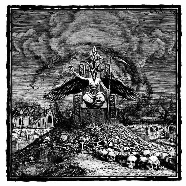 Deus Mortem - Demons of Matter and the Shells of the Dead - LP