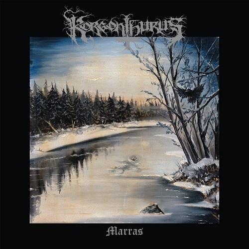 Korgonthurus - Marras - Gatefold LP