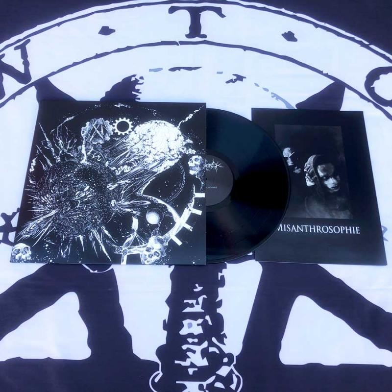 Membaris - Misanthrosophie - LP
