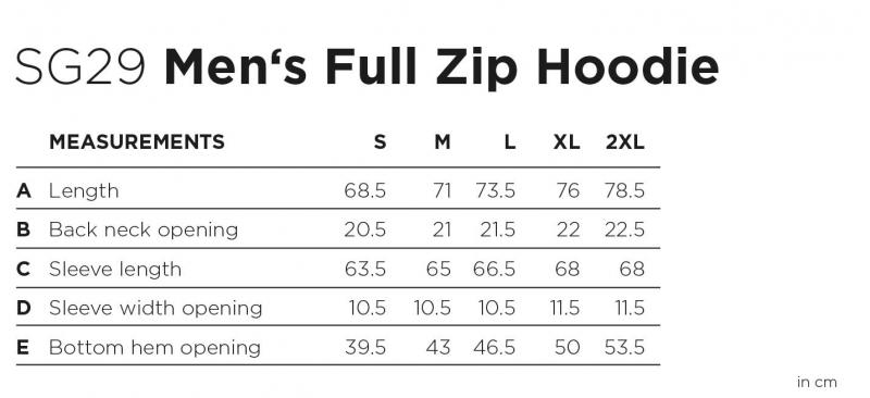 Trollheims Grott - Aligned with the True Death - Hooded Zipper