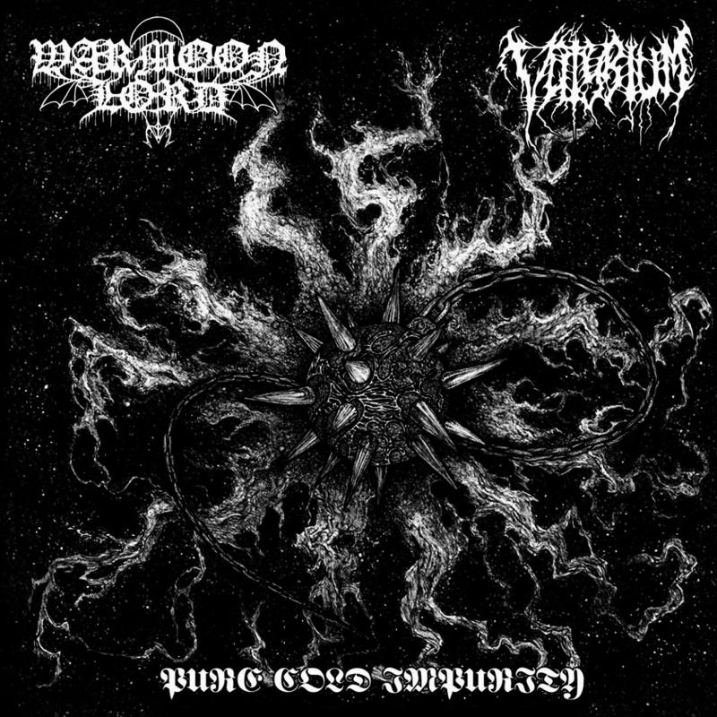 Warmoon Lord / Vultyrium - Pure Cold Impurity - Digi CD