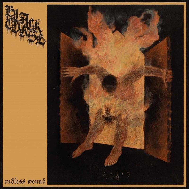 Black Curse - Endless Wound - Digipak CD