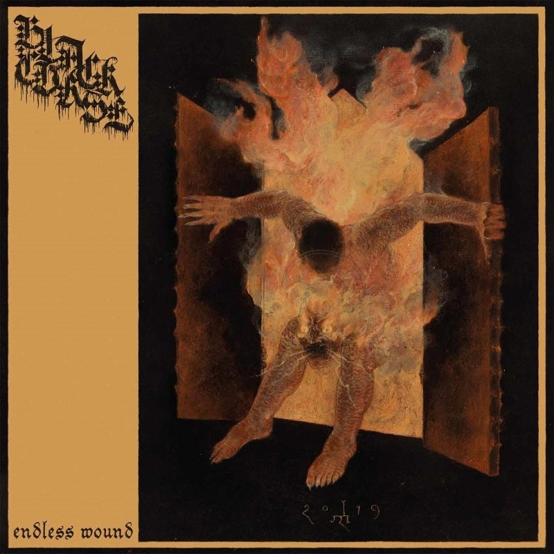 Black Curse - Endless Wound - LP