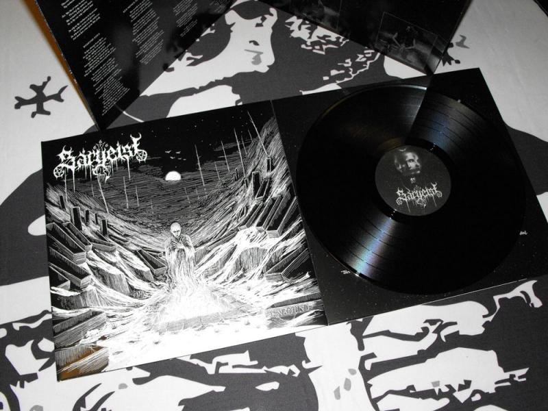 Sargeist - Unbound - Gatefold LP