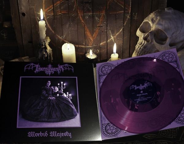 Transilvania - Morbid Majesty - MLP