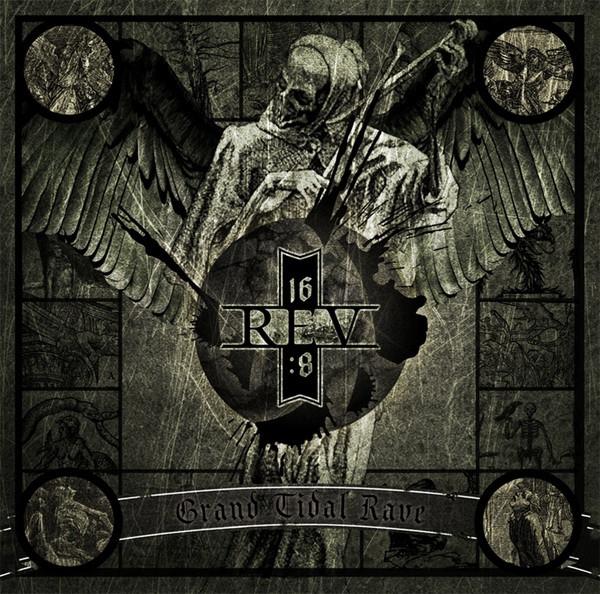 Rev 16:8 - Grand Tidal Rave - CD
