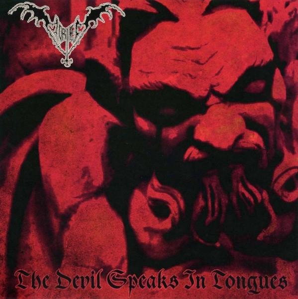 Mortem - The Devil Speaks In Tongues - CD
