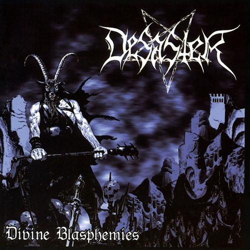 Desaster - Divine Blasphemies - Gatefold LP