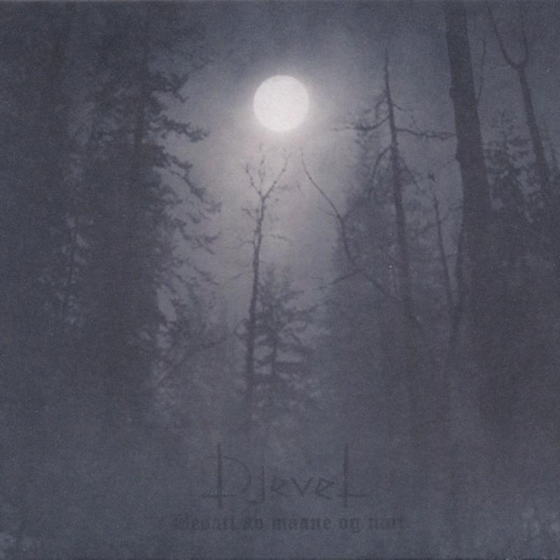 Djevel - Besatt av Maane og Natt - Digisleeve CD