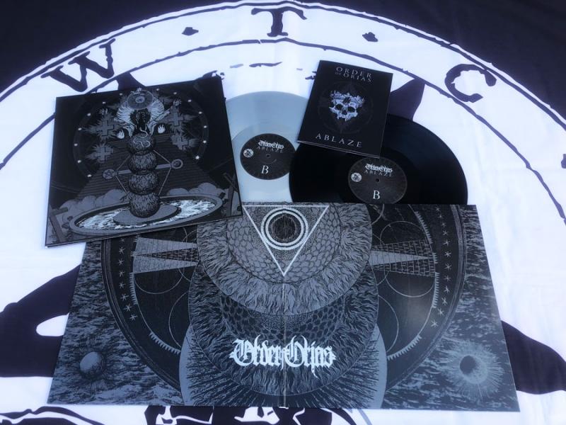 Order of Orias - Ablaze - Gatefold LP