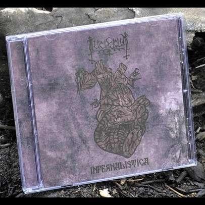 Lucifugum - Infernalistica - CD