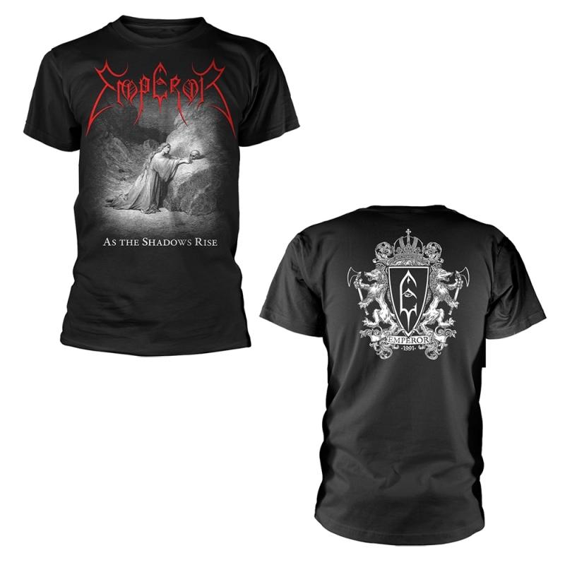 Emperor - As The Shadows Rise - T-Shirt