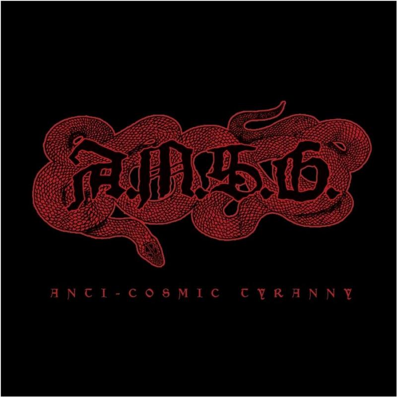 A.M.S.G. - Anti-Cosmic Tyranny - CD