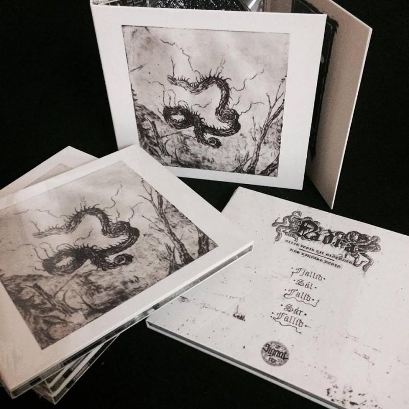Nadra - Allir Vegir Til Glötunar - Digipak CD