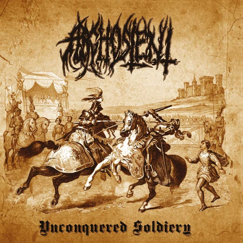 Arghoslent - Unconquered Soldiery - CD