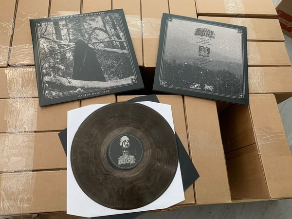 Monarque / Neige & Noirceur - Cantus Maleficus - Gatefold LP