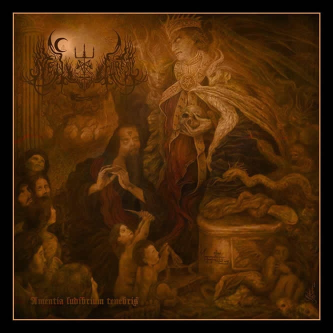 Spell Forest - Amentia Ludibrium Tenebris - CD