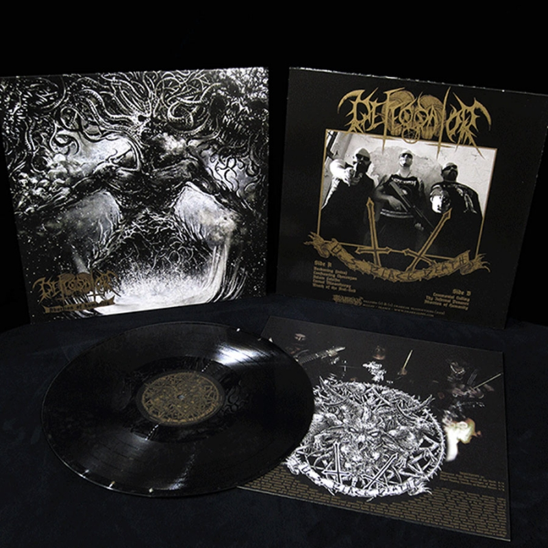 Defecrator - Abortion of Humanity - LP