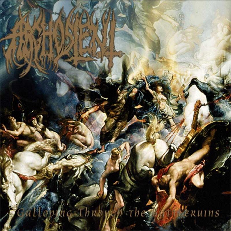 Arghoslent - Galloping through the Battleruins - Digipak CD