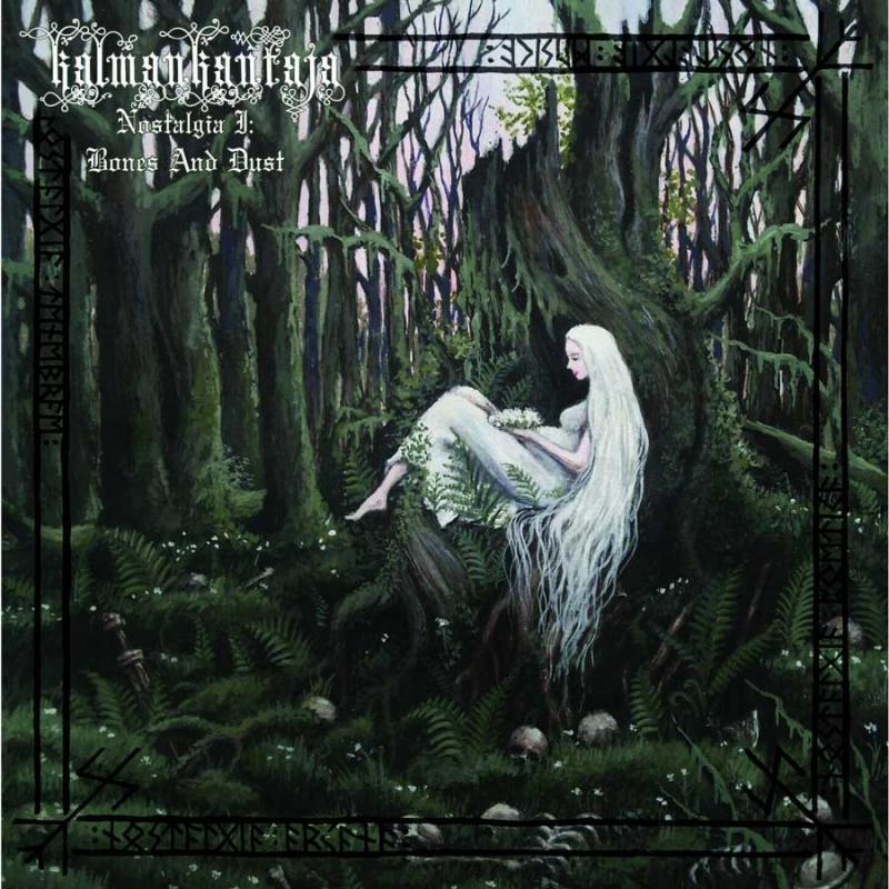 Kalmankantaja - Nostalgia I: Bones And Dust - LP