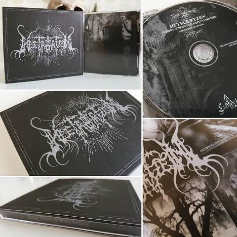 Hetroertzen - Flying Across the Misty Gardens - Slipcase CD