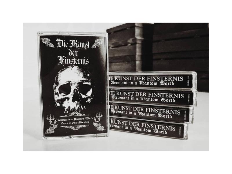 Die Kunst der Finsternis - Revenant in a Phantom World - MC