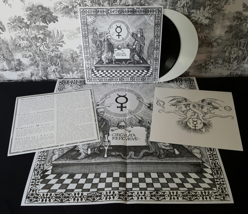 Sapientia - Circulata Mercurius - LP