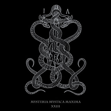 LvxCaelis - Mysteria Mystica Maxima XXIII - Gatefold LP