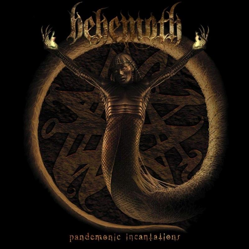 Behemoth - Pandemonic Incantations - Gatefold LP