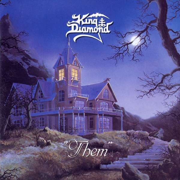 King Diamond - Them - LP