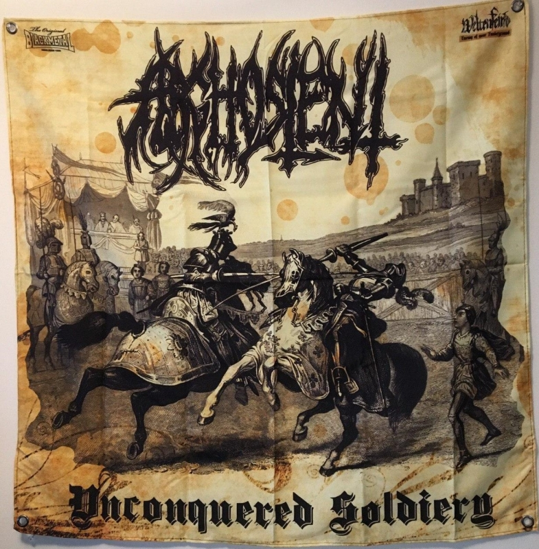 Arghoslent - Unconquered Soldiery - Banner
