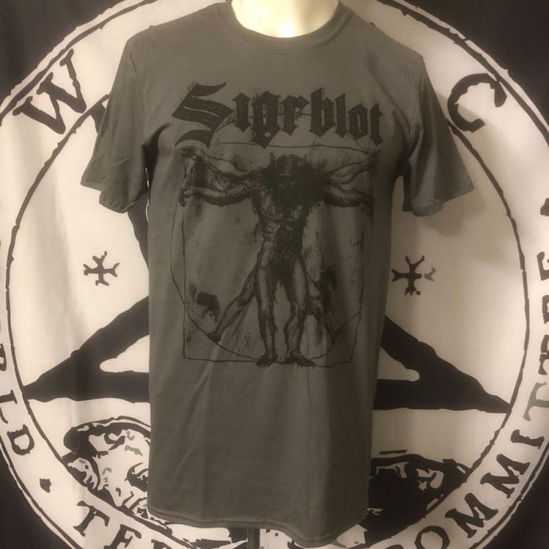 Sigrblot - Varg i veum - T-Shirt (grey)