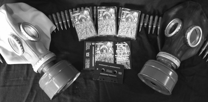 Goatkraft / Goathammer - Cemetary Violence - MC