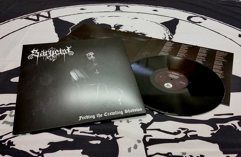 Sargeist - Feeding The Crawling Shadows - Gatefold LP