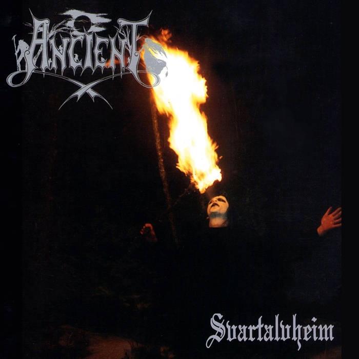 Ancient – Svartalvheim - CD