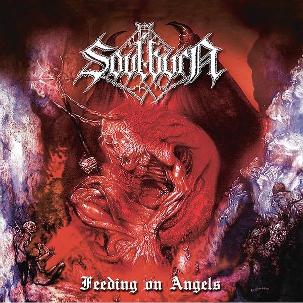 Soulburn - Feeding on Angels - Gatefold DLP