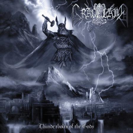 Graveland - Thunderbolt of the Gods - CD