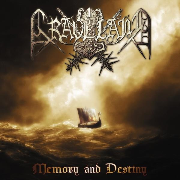 Graveland - Memory and Destiny - CD